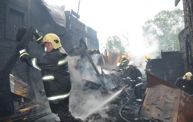 Пожежа на ДКХЗ і тотальна профілактика в Кам'янському