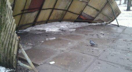 Нічийне майно в Кам'янському – загроза та проблема