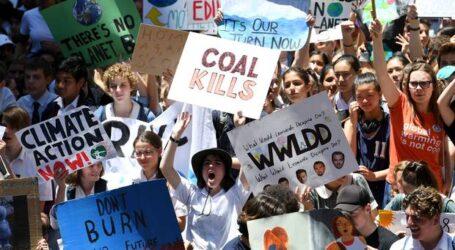 Школьники подняли бунт из-за изменений климата