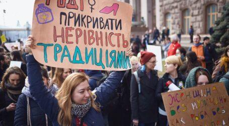 Хартия за равенство прав женщин и мужчин обязывает власти Каменского пересмотреть политику во всех сферах жизни