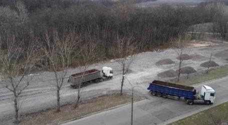 Весняне пожвавлення на скандальних об'єктах в Кам'янському