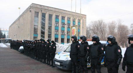 «Муніципальна гвардія» вже рік патрулює Кам'янське