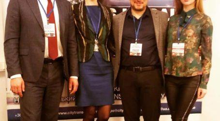 Поліція Камянського в числах та наші активісти на City Trans Ukraine 2019