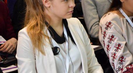 Студентка з Кам'янського претендує на премію голови обласної ради за активну участь у розбудові регіону