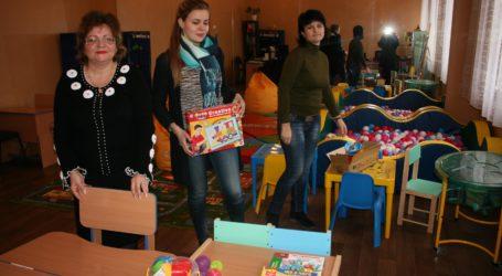Центр допомоги родинам з особливими дітьми працює в центрі Кам'янського