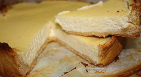 Рецепт на праздник: Йоркширский чизкейк
