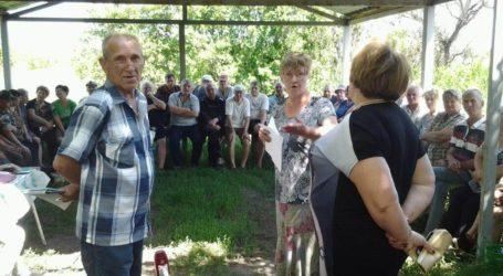 Скандальний приклад «самоврядування» в окремо взятому садовому товаристві біля Кам'янського