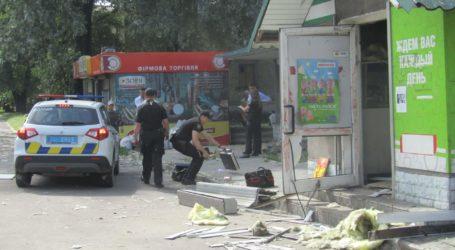Безпрецедентний злам банкомату трапився рано вранці в Кам'янському