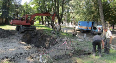 «Міськводоканал» Кам'янського планує значну заміну аварійних ділянок водогону в 2019 році