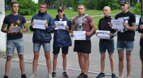 Акція протесту націоналістів та кроки в майбутнє від влади в Кам'янському