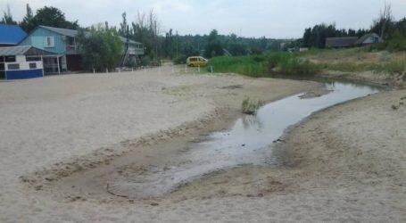 Україна втрачає прісну воду