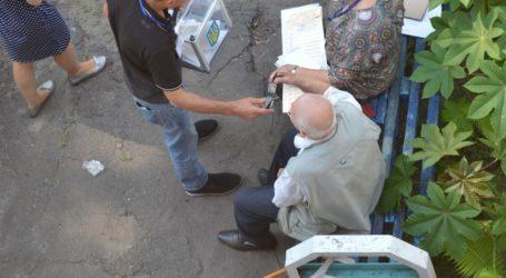 Выборы в Каменском проходят с нарушениями «дня тишины» и неоднозначной агитацией (уточнено)