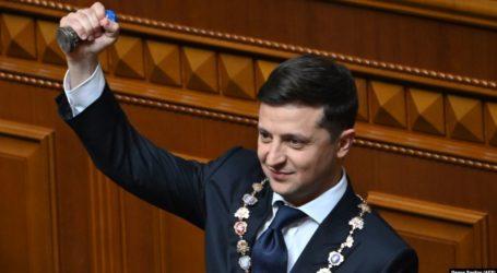 Новые 100 дней президента Зеленского