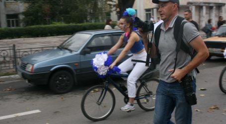 Велосипеди в Кам'янському – транспорт для відчайдушних