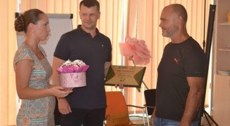 Підприємці з околиць Кам'янського отримали маленькі гранти від великого агрохолдінгу