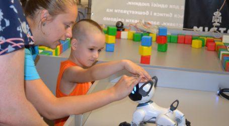 Майбутнє в гостях у Кам'янському: візит інвесторів з НЕФКО та виставка інтерактивних роботів