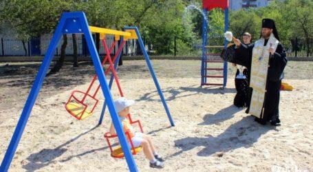 Хто вирішує, де поставити дитячий майданчик в Кам'янському