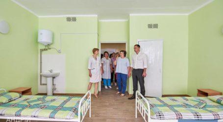 Відкриття нових неврологій та  злиття лікарень в Кам'янському