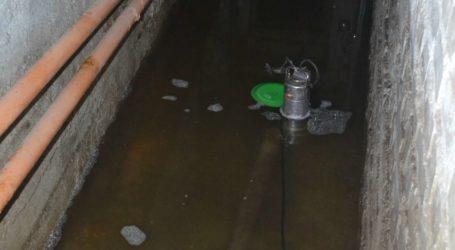 Потоп в Школі мистецтв в Кам'янському почався в День міста