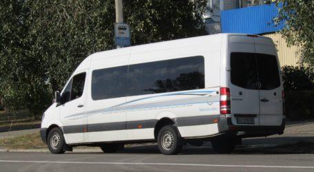 На маршрутах в Кам'янському – нові автобуси та нові перевізники