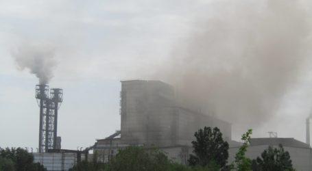 выбросы ДМК, плата за землю