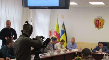 Засідання міськвиконкому та звернення міського голови Кам'янського щодо опалення Соцміста та БАМу