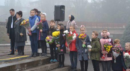 День визволення з окупації відзначили в Кам'янському (+фоторепортаж)