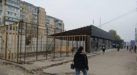 Нові традиції Кам'янського: демонтаж недобудованих павільйонів та рок-вечірка до Дня студента