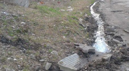 Таємничий струмок у вимираючому районі Кам'янського