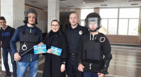 Профорієнтація від поліції в Кам'янському та рекомендації юристів щодо заяви про правопорушення