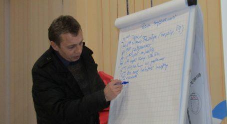 В Кам'янському відкрилась Школа молодого журналіста