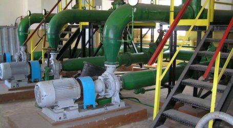 Енергопостачальники відключають водяну насосну станцію на Дніпробуді в Кам'янському