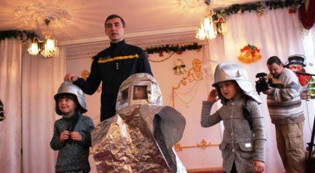 Рятувальники перевірять пожежну безпеку в учбових закладах Кам'янського