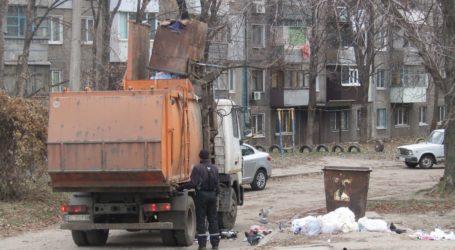 Вивезення й утилізація сміття в Кам'янському: перспективи туманні