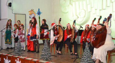 Фестиваль обрядових пісень в музичній школі Кам'янського