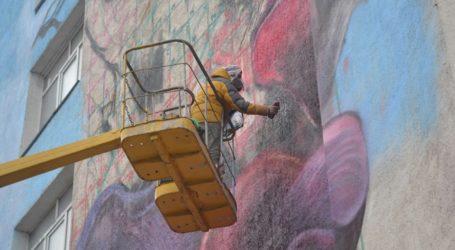 Перемога графіті в Кам'янському: від андеграунду до мейнстріму