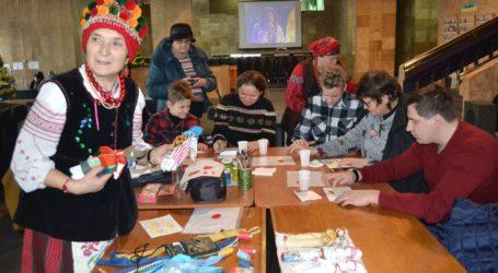 Як святкували Різдво в музеї Кам'янського (+фоторепортаж)