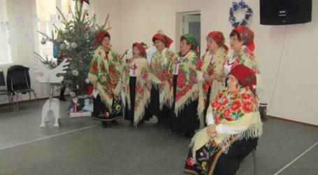 Пенсіонери в Кам'янському почали святкувати Різдво