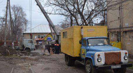 Гарячі купелі та холодні батареї у Кам'янському