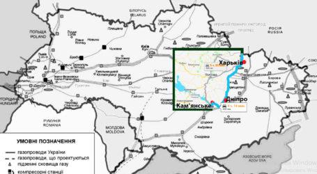 Мешканці Кам'янського заплатять за доставку газу дорожче, ніж «Газпром» за транзит всією Україною