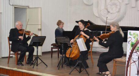 Зустріч з живою музикою подарувала «Рапсодія Енель» мешканцям Кам'янського