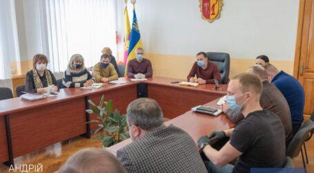 Новые рекомендации для Каменского в условиях карантина определили на заседании специального штаба