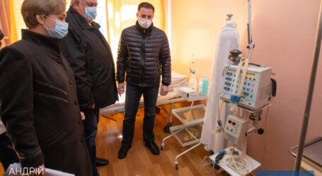 Коронавирус: медикам Каменского передали экспресс-тесты и средства защиты
