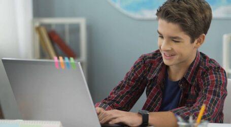 «Віртуальна школа онлайн» відкривається для дітей Кам'янського