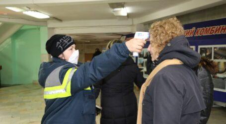 Хроніки коронавірусу у Кам'янському: ДМК посилює заходи безпеки, а міський голова проінспектував інфекційне відділення 7-ї лікарні