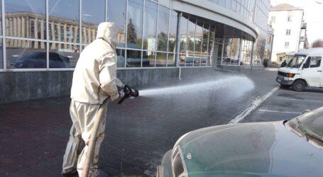 Профілактикою інфекцій займаються влада та поліція в Кам'янському