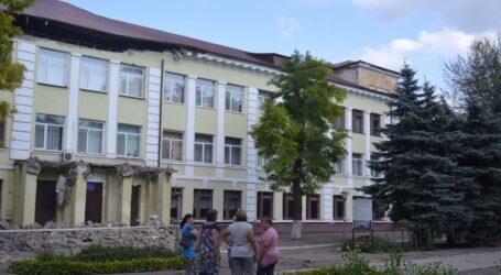 Аварійну школу в Кам'янському ремонтуватиме обласна влада