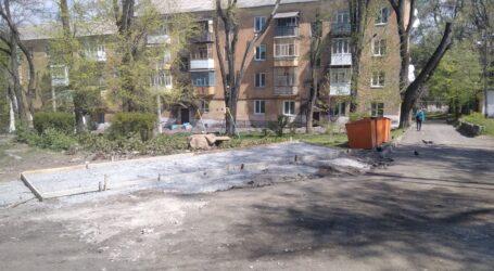 Плани самоврядування Кам'янського щодо ремонтів житла та благоустрою
