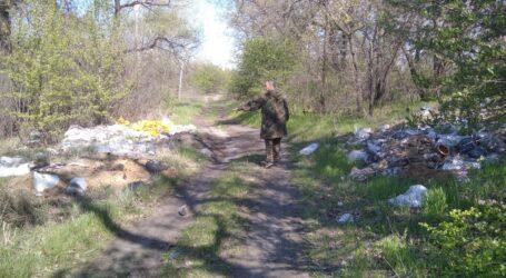 Пожежі в екосистемах біля Кам'янського: мрія піромана чи підготовка до підпалів?