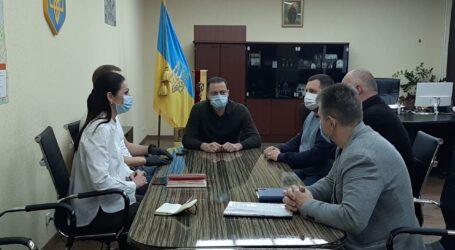 Мэр Каменского провел совещание по ситуации с ООО «Рокобан»